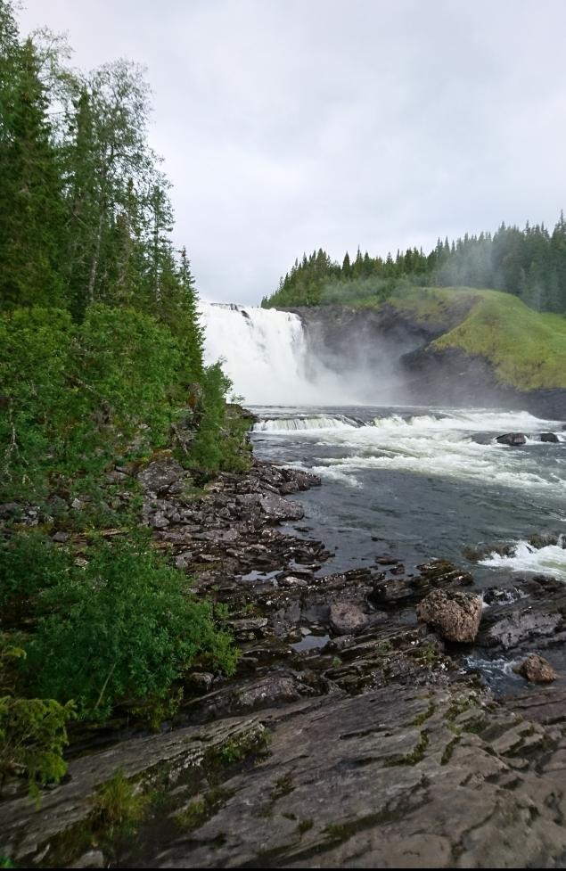 Åre vattenfall